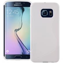 A-One BrandFlexicase Skal till Samsung Galaxy S6 Edge Plus - Vit