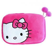 Hello KittyHELLO KITTY Tablet Sleeve Rosa 7-8tum Universal Plysch