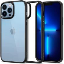 SpigenSpigen Ultra Hybrid Skal iPhone 13 Pro Max - Matte Svart