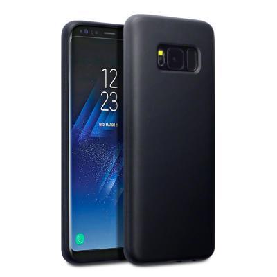 Gel Mobilskal till Samsung Galaxy S8 - Svart