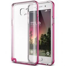 VERUSVerus Crystal Bumper Skal till Samsung Galaxy Note 5 - Magenta