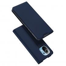 Dux DucisDux Ducis - Skin Pro Plånboksfodral Til Xiaomi Mi 11 - Blå