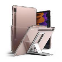 RingkeRingke Fusion Hård Skal Samsung Galaxy Tab S7 Plus Foldable Stand - Transparent