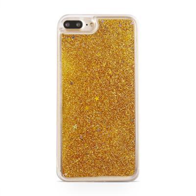 Glitter Skal till Apple iPhone 8/7 Plus - Guld