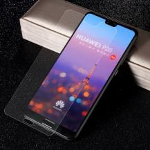 OEM3D Full Coverage Tempered Glass till Huawei P20