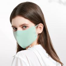 OEMTvättbar mask Munskydd Skyddsmask Grön