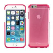 iLuviLuv Vyneer till iPhone 6 / 6S - Rosa