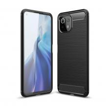 Tech-ProtectTech-Protect – TPU Carbon Mobilskal Xiaomi Mi 11 Lite - Svart