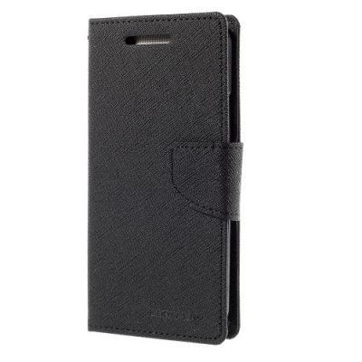 Mercury Fancy Plånboksfodral till HTC One M9 - Svart