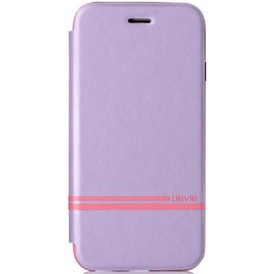 Devia Plånboksfodral till Apple iPhone 6 / 6S - Lila