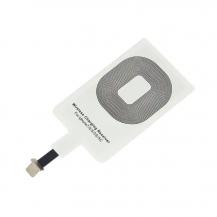 A-One BrandQi Adapter för trådlös laddning (Lightning) - Vit