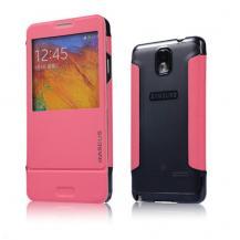 BASEUSBASEUS Folio fodral till Samsung Galaxy Note 3 N9000 (Magenta)
