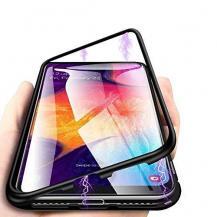 OEMiPhone 7/8/SE 2020 Magnetisk Skal + Heltäckande Härdat