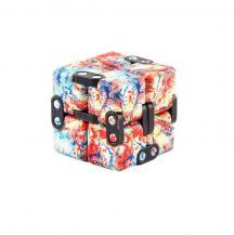 Fidget ToysInfinity Cube Sensory Fidget Anti-stress - Flerfärgad