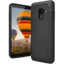 IVSOIvso Mobilskal Tpu Samsung Galaxy A6 (2018) - Svart