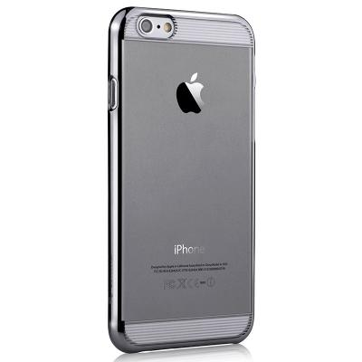 Comma BaksideSkal till Apple iPhone 6 / 6S - Svart