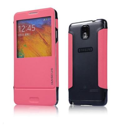 BASEUS Folio fodral till Samsung Galaxy Note 3 N9000 (Magenta)