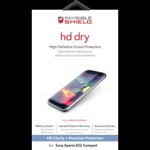 ZaggInvisibleShield HD Dry Screen Sony Xperia XZ2 Compact