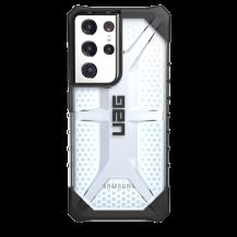 UAGUAG Samsung Galaxy S21 Ultra Plasma-Fodral Ice