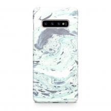 TheMobileStore Slim CasesDesigner Skal till Samsung Galaxy S10 - Pat2195
