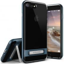 VERUSVerus Crystal Bumper Skal till Apple iPhone 7 Plus - Blå