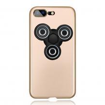 Fidget SpinnerEDC Tri Fidget Spinner Skal till iPhone 7 Plus - Gold