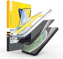 ZiFriendPrivacy Anti-Spy Härdat Glas Skärmskydd till iPhone 11 Pro