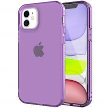 A-One BrandTPU Skal iPhone 12 Mini - Lila