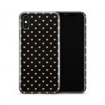 TheMobileStore Print CasesSkal till Apple iPhone X - Rosa kanin