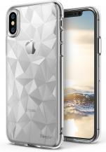RearthRingke Air Prism Skal till Apple iPhone XS / X - Clear