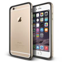 VERUSVerus Iron Bumper Skal till Apple iPhone 6(S) Plus (Svart - Gold)