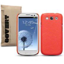 CovertCovert Baksideskal tillSamsung Galaxy S3 i9300 (Orange)