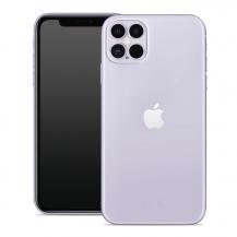 PuroPuro   0.3 Nude Skal iPhone 12 Pro Max - Transparent