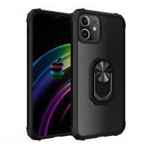 OEMRing Holder Mobilskal iPhone 12 Mini - Svart