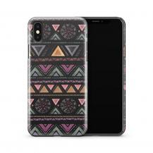 TheMobileStore Print CasesSkal till Apple iPhone X - Glitter Paint