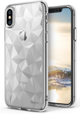 Ringke Air Prism Skal till Apple iPhone X - Clear