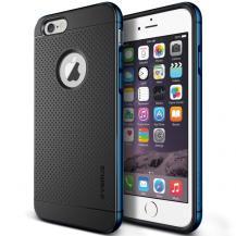 VERUSVerus Iron Shield Aluminum Metal Frame Skal till Apple iPhone 6(S) Plus (Blå)