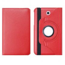 A-One BrandRotating Armour Fodral till Samsung Galaxy Tab 3 7,0 P3200 - (Röd)