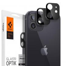 SpigenSPIGEN Härdat Glas Optik.Tr Kamera Lens iPhone 12 Svart