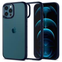 SpigenSPIGEN Ultra Hybrid mobilskal iPhone 12 Pro Max Blå