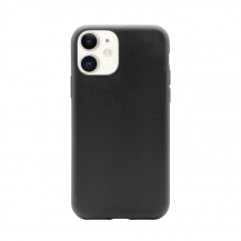 PuroPuro Biodegradable Och Compostable Skal iPhone 12 Mini - Svart