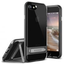 VERUSVerus Crystal Bumper Skal till Apple iPhone 7/8/SE 2020 - Steel Silver