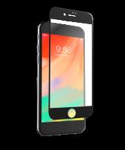 ZaggInvisibleshield Glass Curve Screen iPhone 7/8 Plus Black