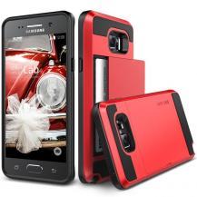 VERUSVerus Damda Slide Skal till Samsung Galaxy Note 5 - Röd