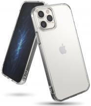 RingkeRingke | Fusion Mobilskal iPhone 12 | 12 Pro - Matte Clear