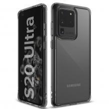 RingkeRingke Fusion Shock Absorption Skal till Samsung Galaxy S20 Ultra - Svart