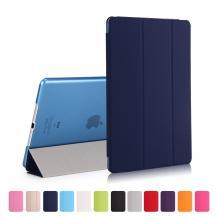 A-One BrandTri-fold fodral till iPad 9.7 2017. Mörkblå