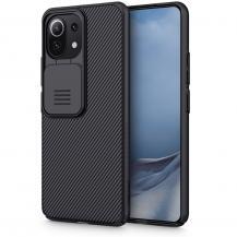 NillkinNillkin – CamShield Mobilskal Xiaomi Mi 11 Lite - Svart