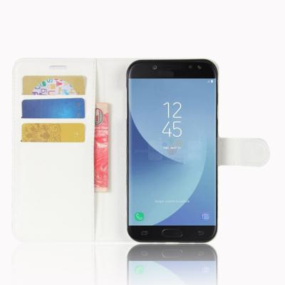 Plånboksfodral till Samsung Galaxy J5 (2017) - Vit