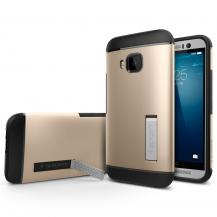 SpigenSPIGEN SlimArmor Skal till HTC One M9 - Guld